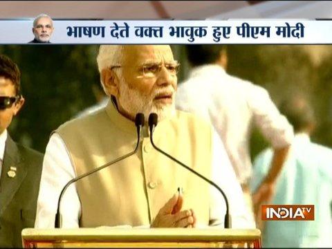 प्रधानमंत्री नरेंद्र मोदी ने किया राष्ट्रीय पुलिस स्मारक और म्यूजियम का उद्घाटन