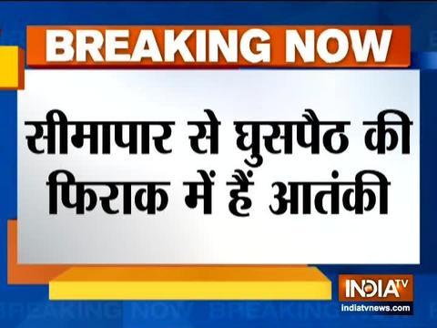 जैश के आतंकवादियों के घाटी में घुसने की खुफिया जानकारी के बाद जम्मू-कश्मीर अलर्ट पर