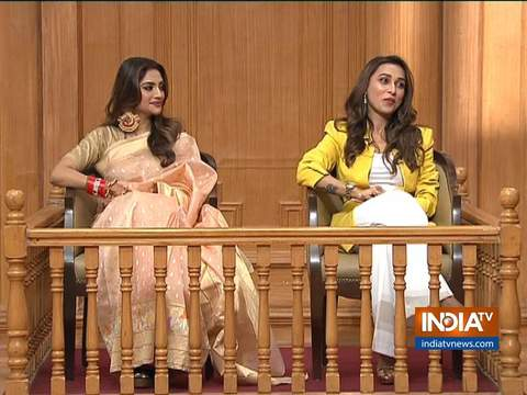 Nusrat Jahan, Mimi Chakraborty in Aap Ki Adalat: Maulana, Ulemas should study love