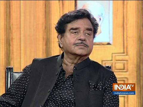 Shatrughan Sinha in Aap Ki Adalat (Election Special)