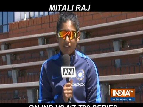 हमारी टीम स्पिनर्स पर निर्भर करती है- मिताली राज