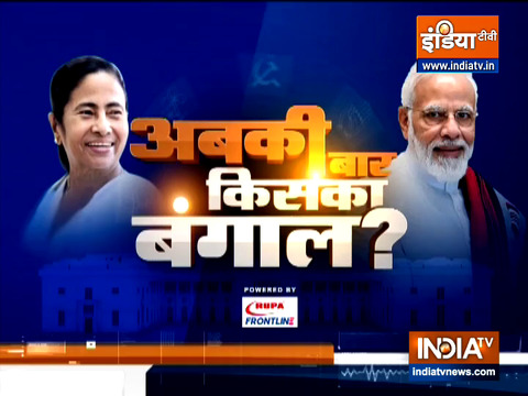 CM Mamata Banerjee questions eight phase election in Bengal