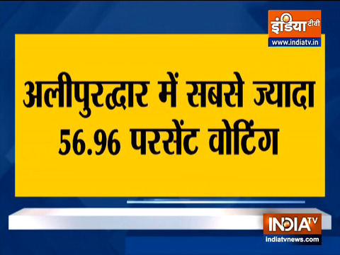 Bengal polls 2021: 52.89% voter turnout recorded till now