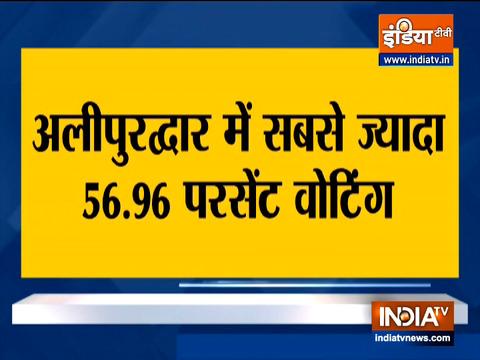 बंगाल चुनाव अब तक हुआ  52.89% मतदान