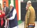 प्रधानमंत्री नरेंद्र मोदी भाजपा कार्यालय पहुंचे