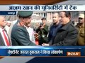 Indian Army gifts battle tank to SP Leader Azam Khan's University in Rampur