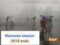 Monsoon season 2018 ends, India records 9 per cent deficit in rainfall