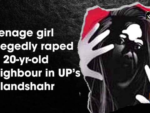 Teenage girl allegedly raped by 20-yr-old neighbour in UP's Bulandshahr