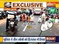 Three arrested after viral video shows children block key Hazaribagh road to offer namaz