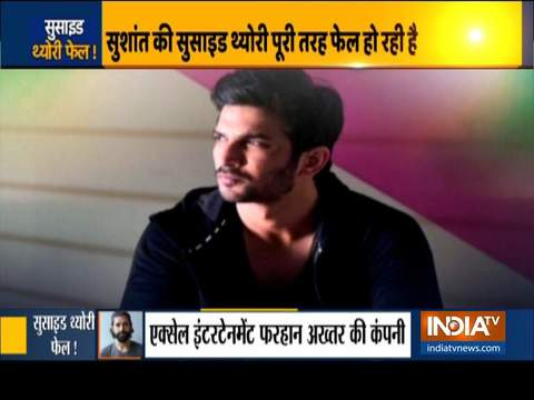 Sushant Singh Rajput was excited to sign new Bollywood film, then why suicide?