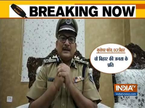 बिहार के DGP ने अपने विभाग पर उठाये सवाल, फेसबुक पर शेयर किया वीडियो