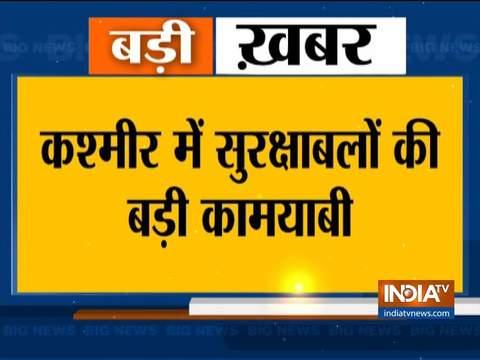 जम्मू कश्मीर: सुरक्षाबलों को बड़ी सफलता, अनंतनाग के फज़लपुरा में ढेर किए तीन आतंकी