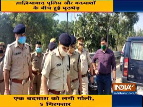Police arrest 5 people involved in jewellery loot at Indirapuram, Ghaziabad