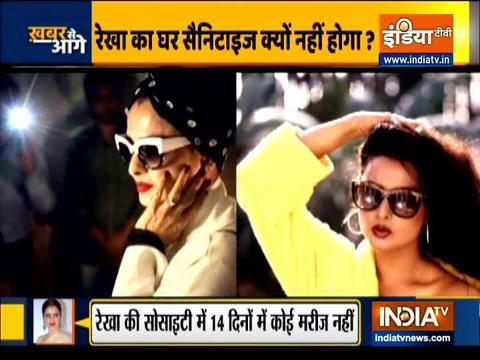 No Covid-19 test required for actress Rekha now: BMC
