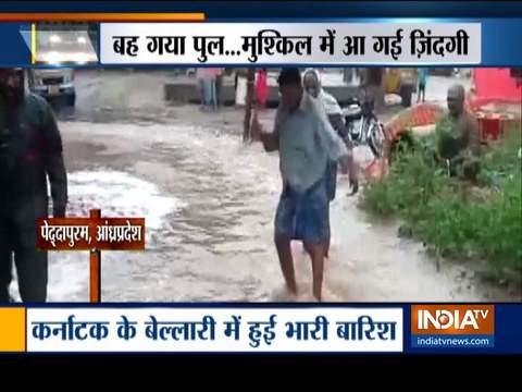 मानसून की दस्तक,कर्नाटक में भारी बारिश