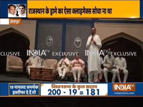 गोविंद सिंह डोटासरा को सचिन पायलट के स्थान पर राजस्थान कांग्रेस का अध्यक्ष नियुक्त किया गया