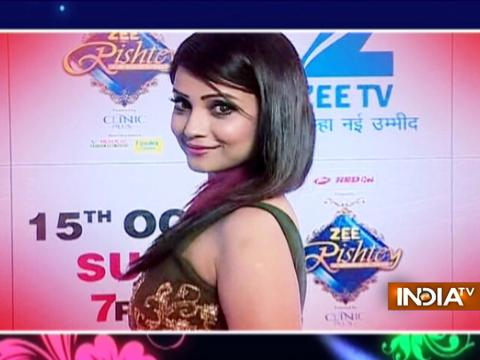 TV stars glitter on the red carpet of Zee Rishtey Awards
