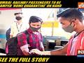 Mumbai: Railway Passengers to be Stamped 'Home Quarantine' on hand