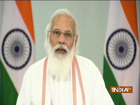 PM Modi addresses nation on NEP 2020 first anniversary