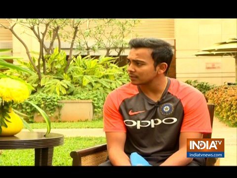 Felt great to see that there was no 'senior-junior' hierarchy in the Indian team: Prithvi Shaw