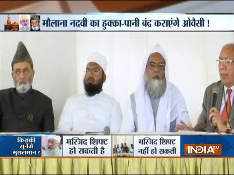 AIMPLB removes Maulana Salman Husaini Nadwi after his remarks over Babri issue