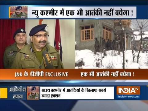 घाटी में अनुच्छेद 370 के निरस्त होने के बाद से स्थिति बहुत स्थिर हो गई है: जम्मू-कश्मीर डीजीपी