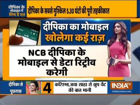 ड्रग्स केस: NCB ने जब्त किए दीपिका-सारा-श्रद्धा के फोन