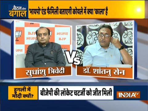 Kurukshetra| BJP-TMC exclusive debate on Coal scam case