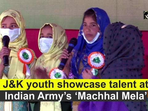 J&K youth showcase talent at Indian Army's 'Machhal Mela'