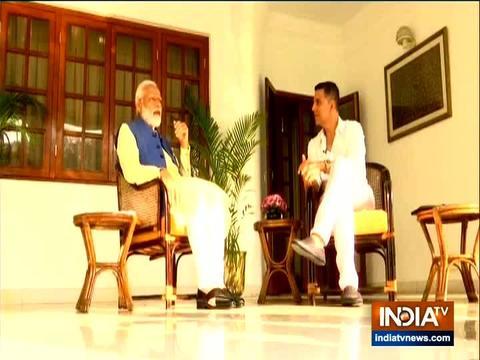 अपने मजबूत इरादों को लेकर क्या कहना है प्रधानमंत्री मोदी का? जानिए