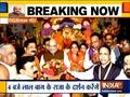 Ganesh Chaturthi: Amit Shah offers prayers at Mumbai's Siddhivinayak Temple
