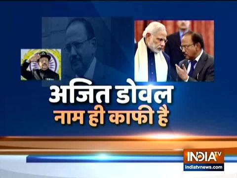 Why NSA Ajit Doval trending on Social media | Watch Exclusive report