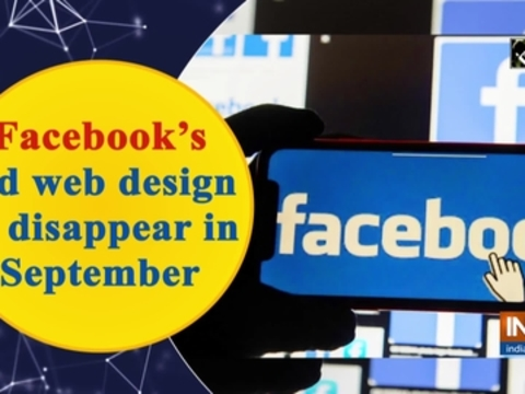 Facebook's old web design to disappear in September