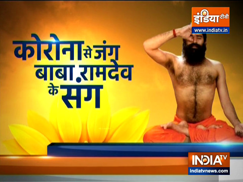 Suffering from back-neck pain, know yogasanas and Ayurvedic remedies from Swami Ramdev