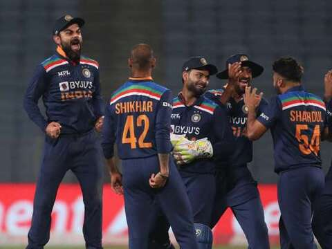 IND vs ENG 3rd ODI: India clinch dramatic 2-1 series win in Pune