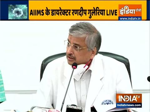 Phase I human trials for coronavirus vaccine have begun, says AIIMS Director Dr Randeep Guleria