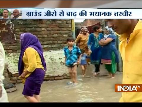 Flood continues to wreak havoc in Gujarat