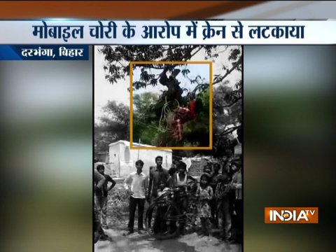 Bihar: Youth brutally tortured over alleged mobile theft in Darbhanga