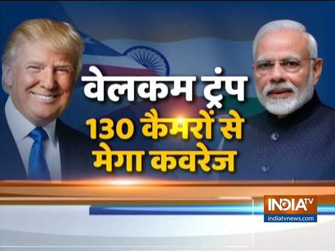 Special Report: How will US President Donald Trump spend his 36 hours in India?