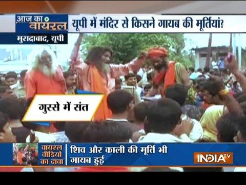 Aaj Ka Viral: Here's why saints created ruckus in UP's Moradabad