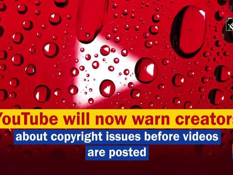 YouTube will now warn creators about copyright issues before videos are posted