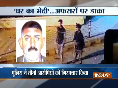 Delhi: Ex-Army personnel held among three on robbery charges