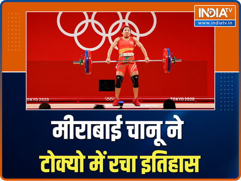 Was sure that Mirabai Chanu will end India's wait for weightlifting medal at Olympics: Karnam Malleswari