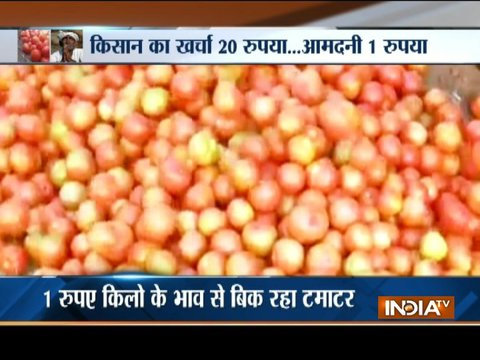 Truth behind farmers destroying their crop in Maharashtra
