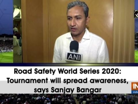Road Safety World Series 2020: Tournament will spread awareness, says Sanjay Bangar