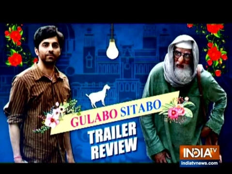Gulabo Sitabo Trailer Review: Amitabh Bachchan, Ayushmann Khurrana all set to create magic onscreen