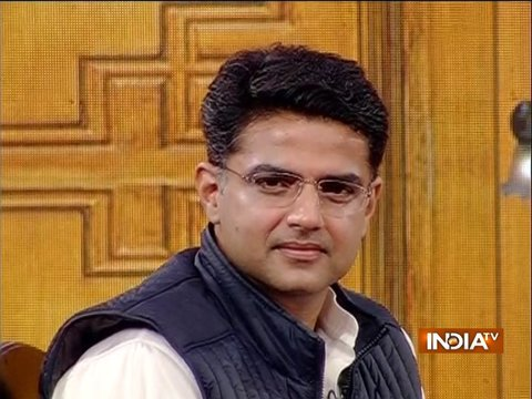 People suffering due to differences between CM and PM, says Sachin Pilot