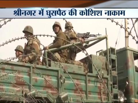 CRPF jawans foil infiltration bid in Jammu And Kashmir's Srinagar