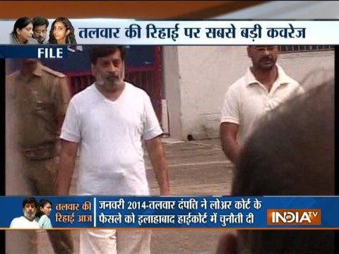 Aarushi Talwar Murder Case: Heavy police force deployed outside Dasna jail in Ghaziabad