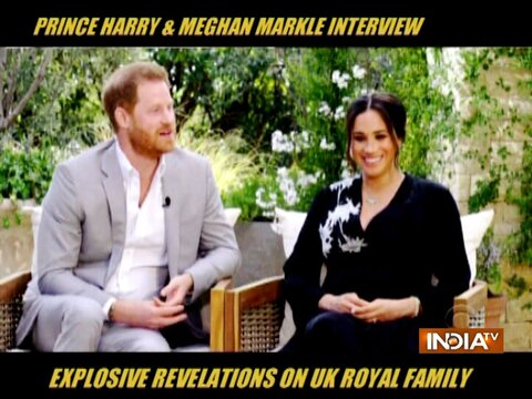 Prince Harry, Meghan Markle Interview: Explosive revelations about the UK royal family
